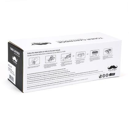 Canon 137 9435B001 cartouche de toner compatible noire - Moustache�