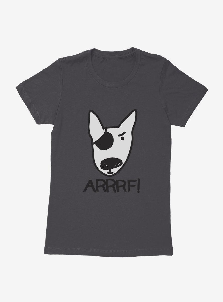 i-Create Arrrf! Dog Womens T-Shirt