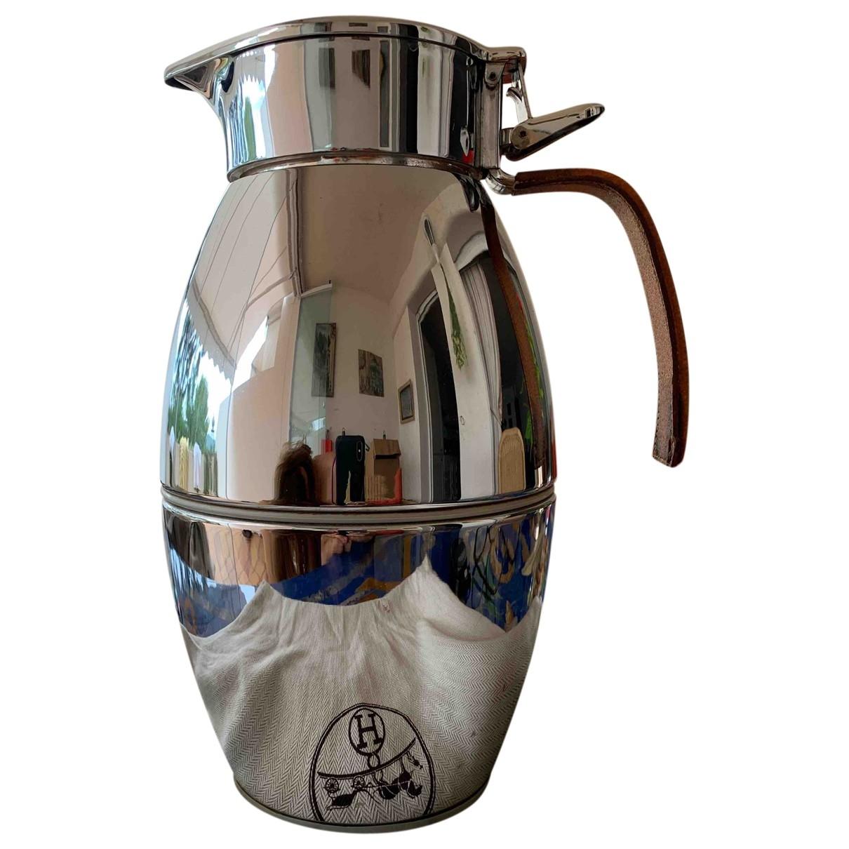 Hermes \N Tischkultur in  Silber Metall