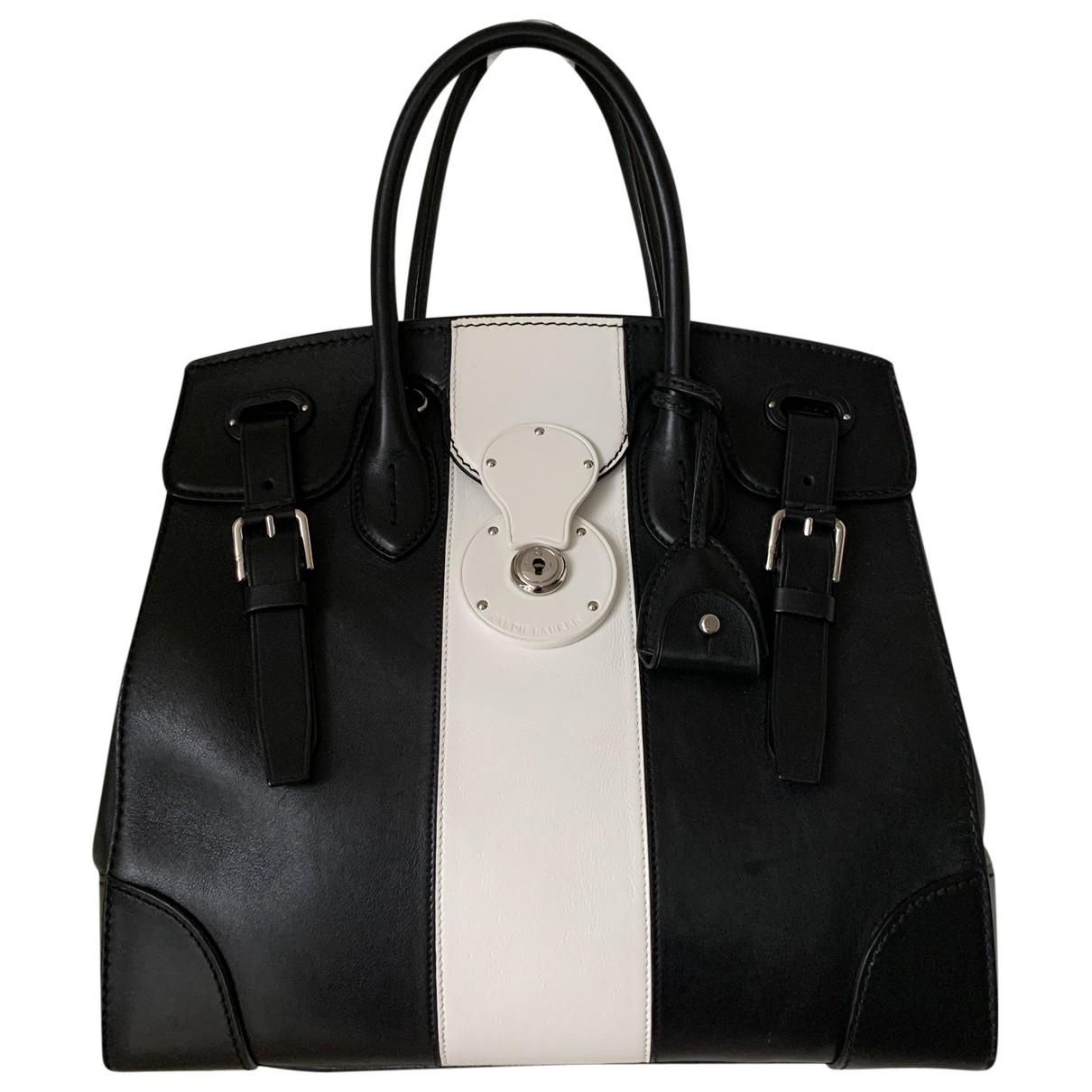 Ralph Lauren \N Leather handbag for Women \N