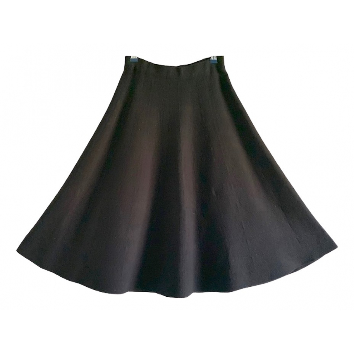 Polo Ralph Lauren \N Black Cotton - elasthane skirt for Women S International