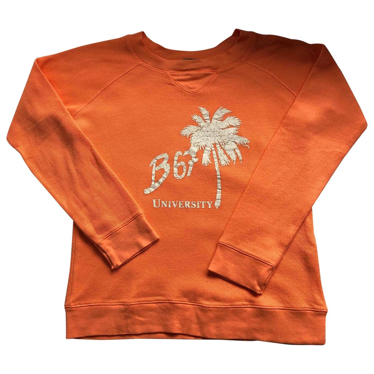 Bonpoint \N Pullover, StrickJacke in  Orange Baumwolle