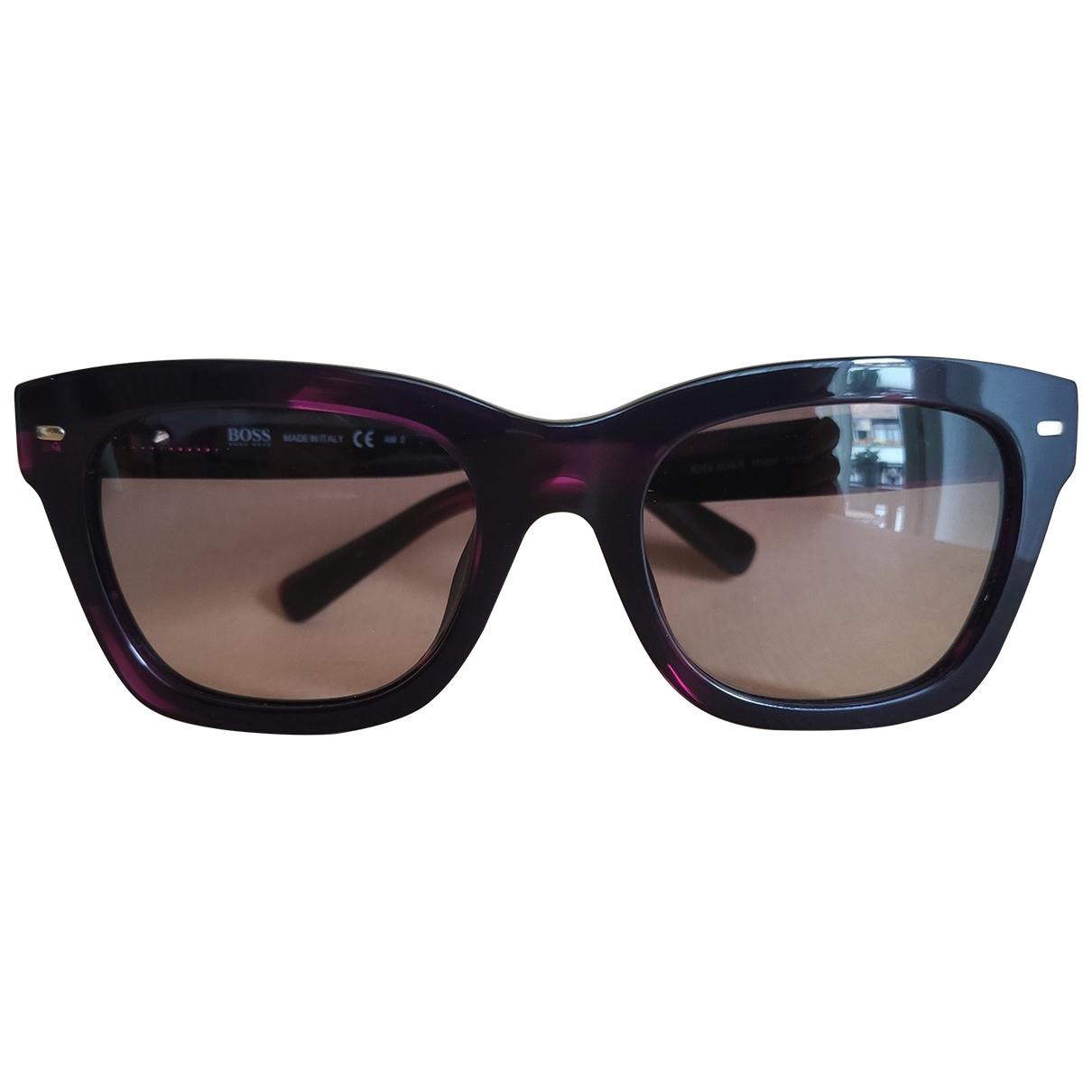 Hugo Boss \N Purple Sunglasses for Women \N