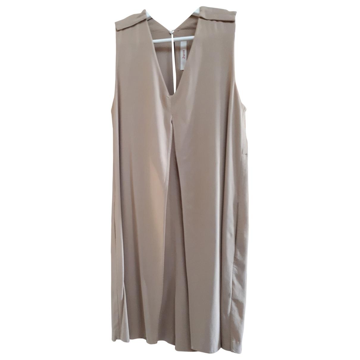 Jucca \N Kleid in  Rosa Baumwolle - Elasthan