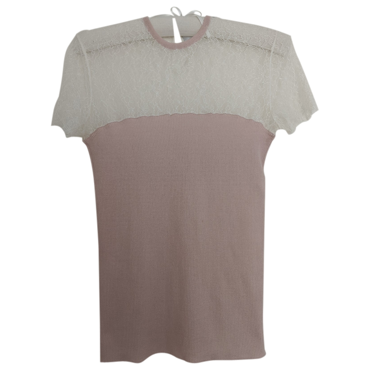 Dior \N Pink Cashmere  top for Women 36 FR