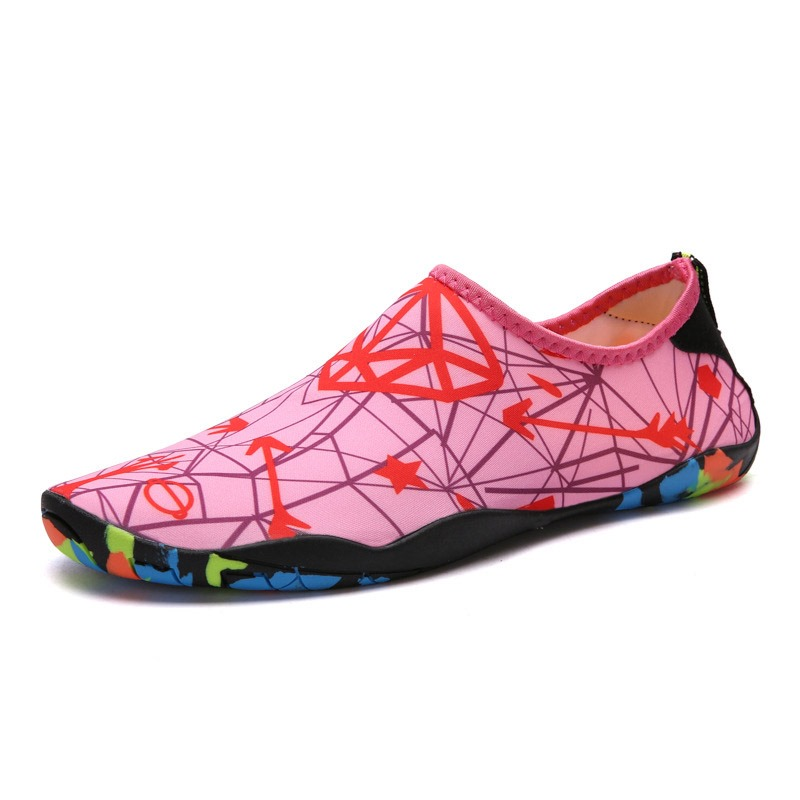 Ericdress Spandex Slip-On Round Toe Men's Beach Water Shoes