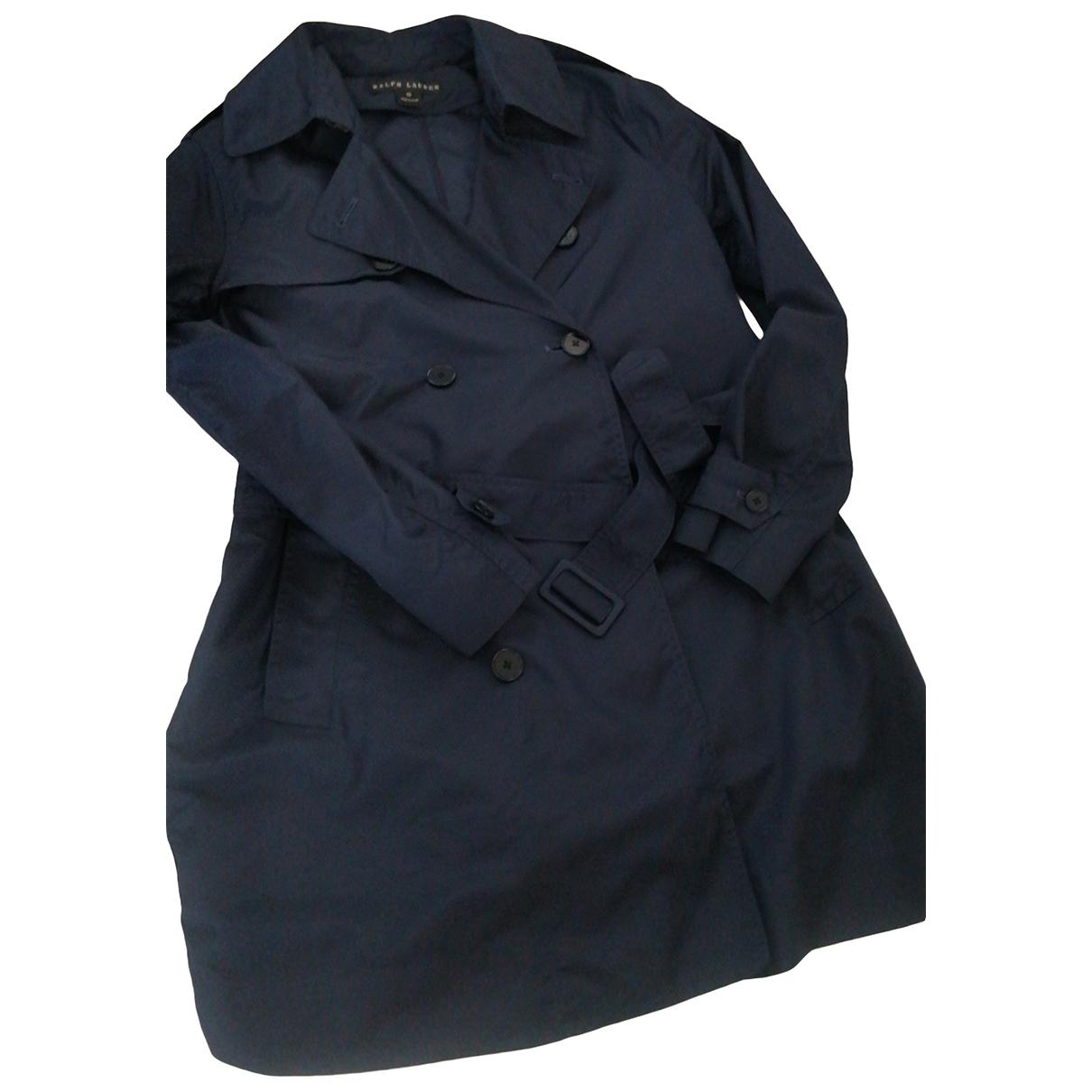 Ralph Lauren - Manteau   pour femme - bleu