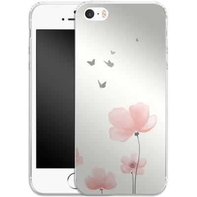Apple iPhone 5 Silikon Handyhuelle - Blossom von SONY