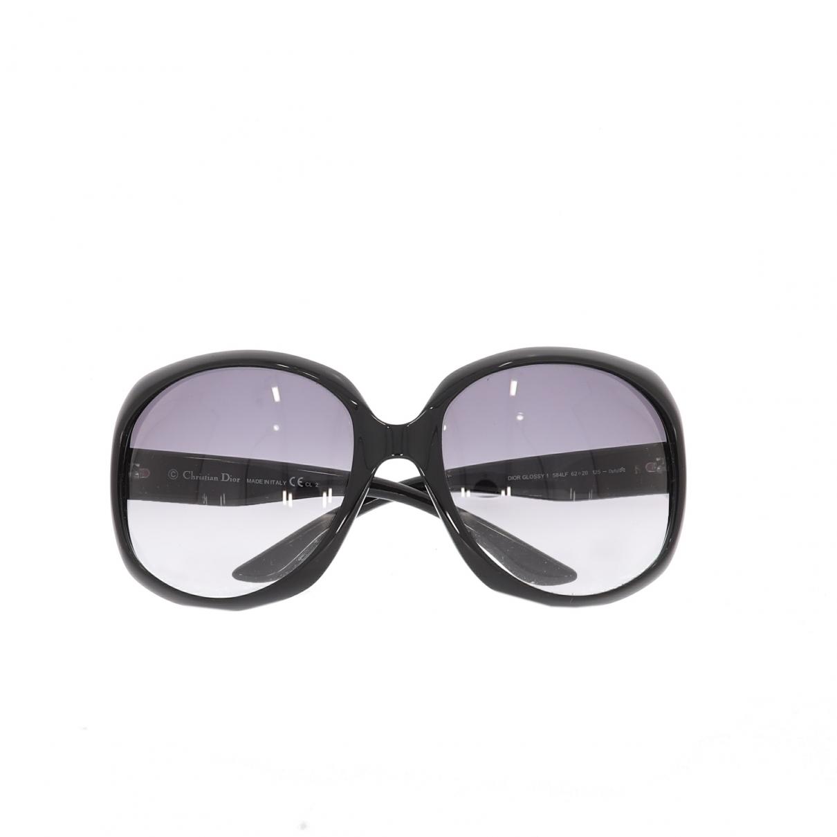 Christian Dior - Lunettes   pour femme - noir