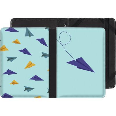 Sony Reader PRS-T2 eBook Reader Huelle - Paper Planes von caseable Designs