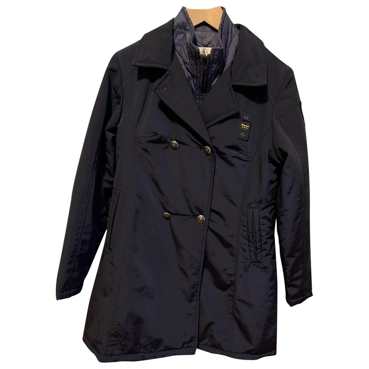 Blauer \N Blue jacket & coat for Kids 14 years - S UK