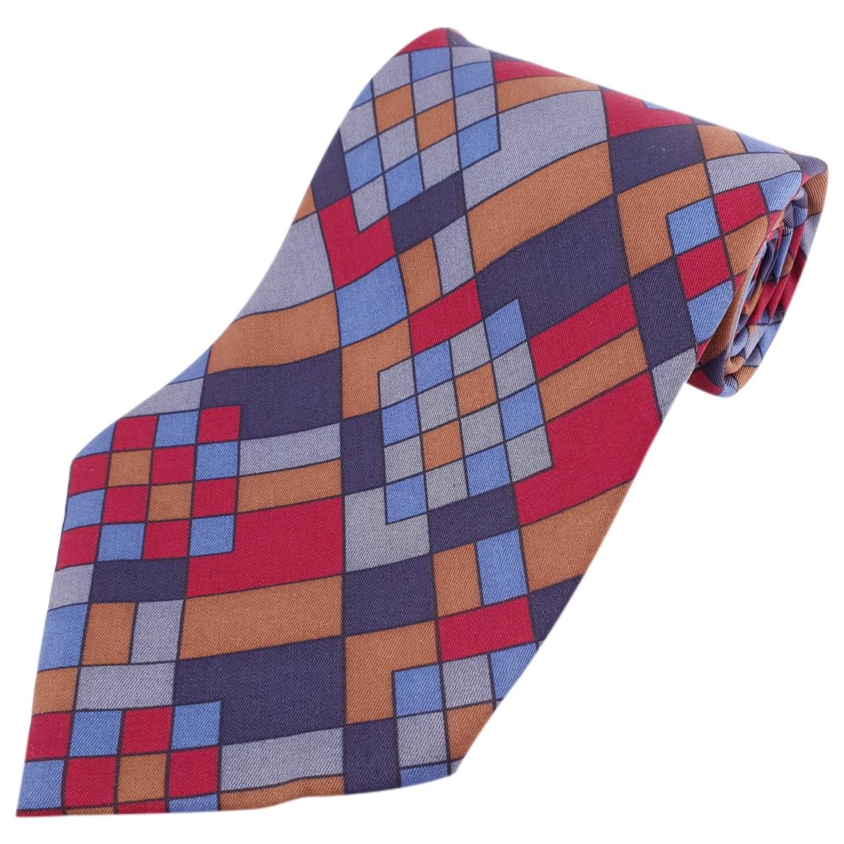 Dior - Cravates   pour homme en soie - multicolore