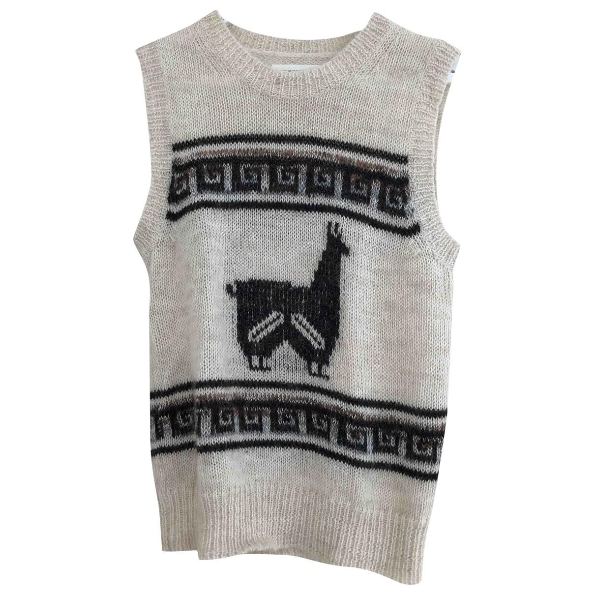 Isabel Marant Etoile \N Beige Wool Knitwear for Women 36 FR