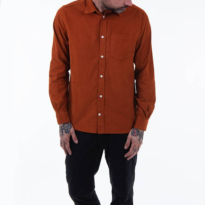 Norse Projetcs Osvald Corduroy N40-0485 4038