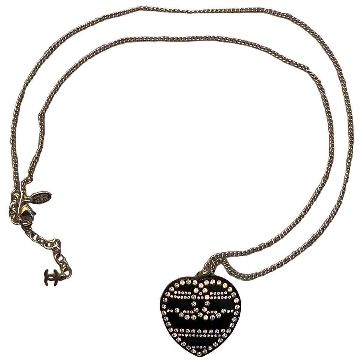 Chanel - Collier   pour femme - noir