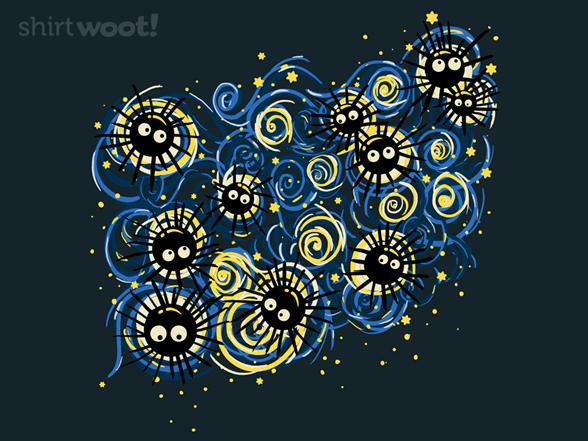 Starry Sprite T Shirt