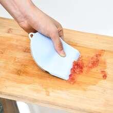 1 Stueck Multifunktion Reinigungsbuerste aus Silikon