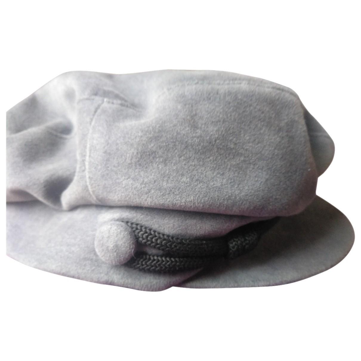Marc Jacobs - Chapeau & Bonnets   pour homme en coton - bleu