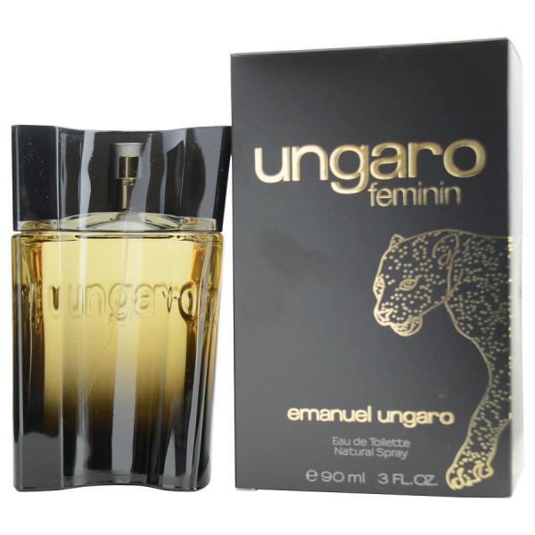 Ungaro Feminin - Emanuel Ungaro Eau de Toilette Spray 90 ml