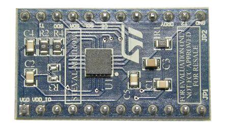 STMicroelectronics STEVAL-MKI169V1 for use with Standard DIL 24 Socket