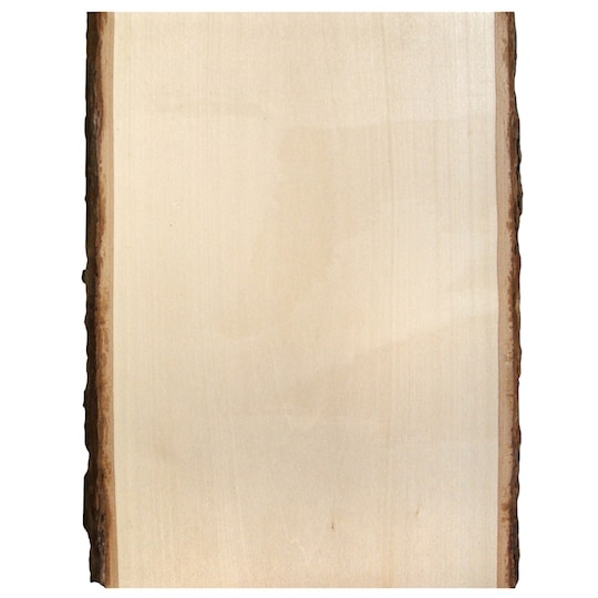 Basswood Rectangle Plaque By Artminds®   Large   Michaels®