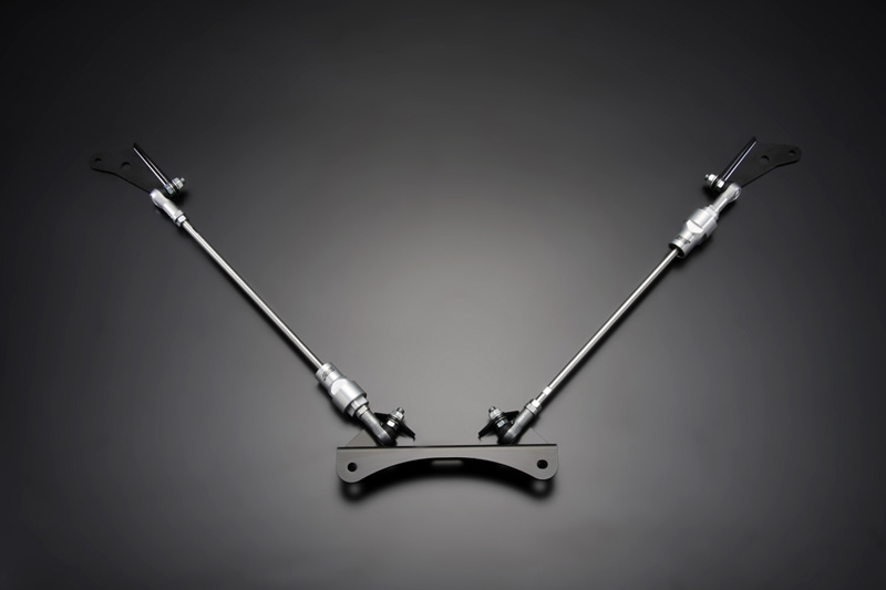 STi Flexible Chassis Bracing Subaru BRZ 13+