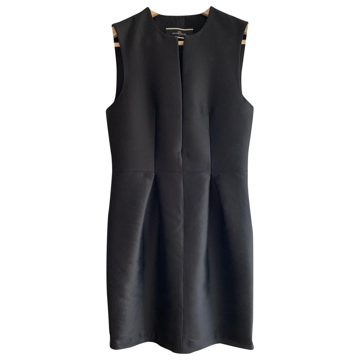 By Malene Birger \N Black Wool dress for Women 34 FR