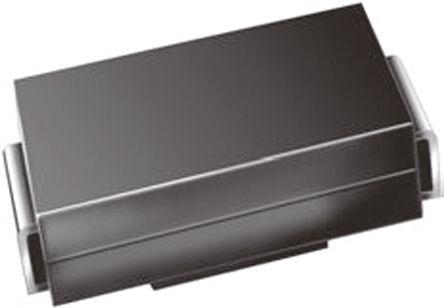 Vishay 40V 2A, Schottky Diode, 2-Pin DO-214AC B240A-E3/61T (100)