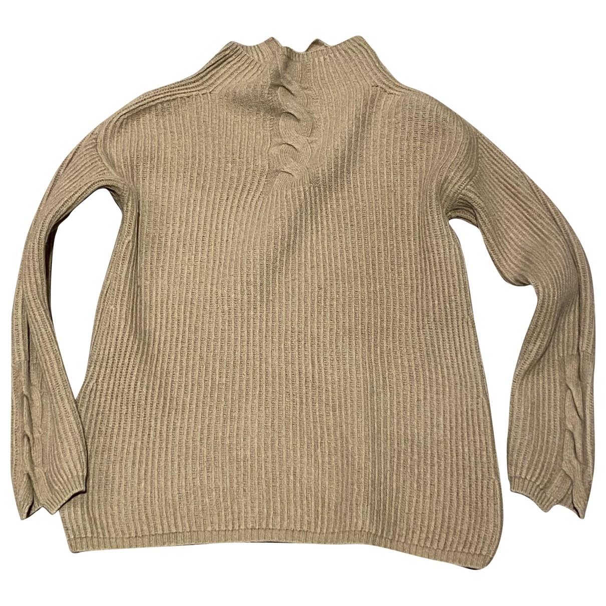 Max Mara 's \N Camel Cashmere Knitwear for Women M International