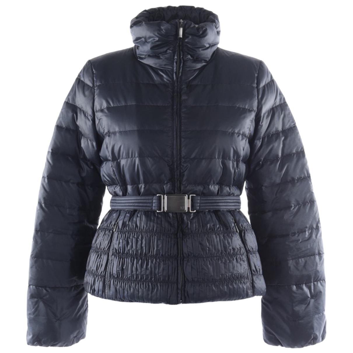 Max Mara - Manteau   pour femme - bleu