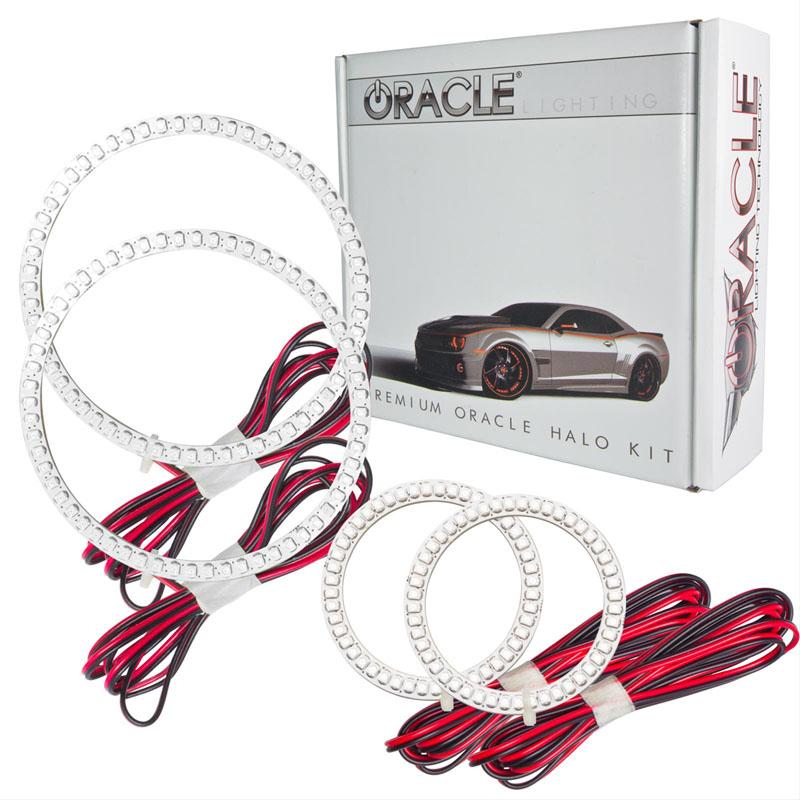 Oracle Lighting 2529-002 Volkswagen Touareg 2005-2006 ORACLE LED Halo Kit