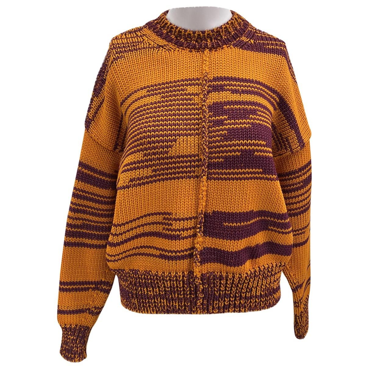 Isabel Marant Etoile \N Pullover in  Orange Polyester