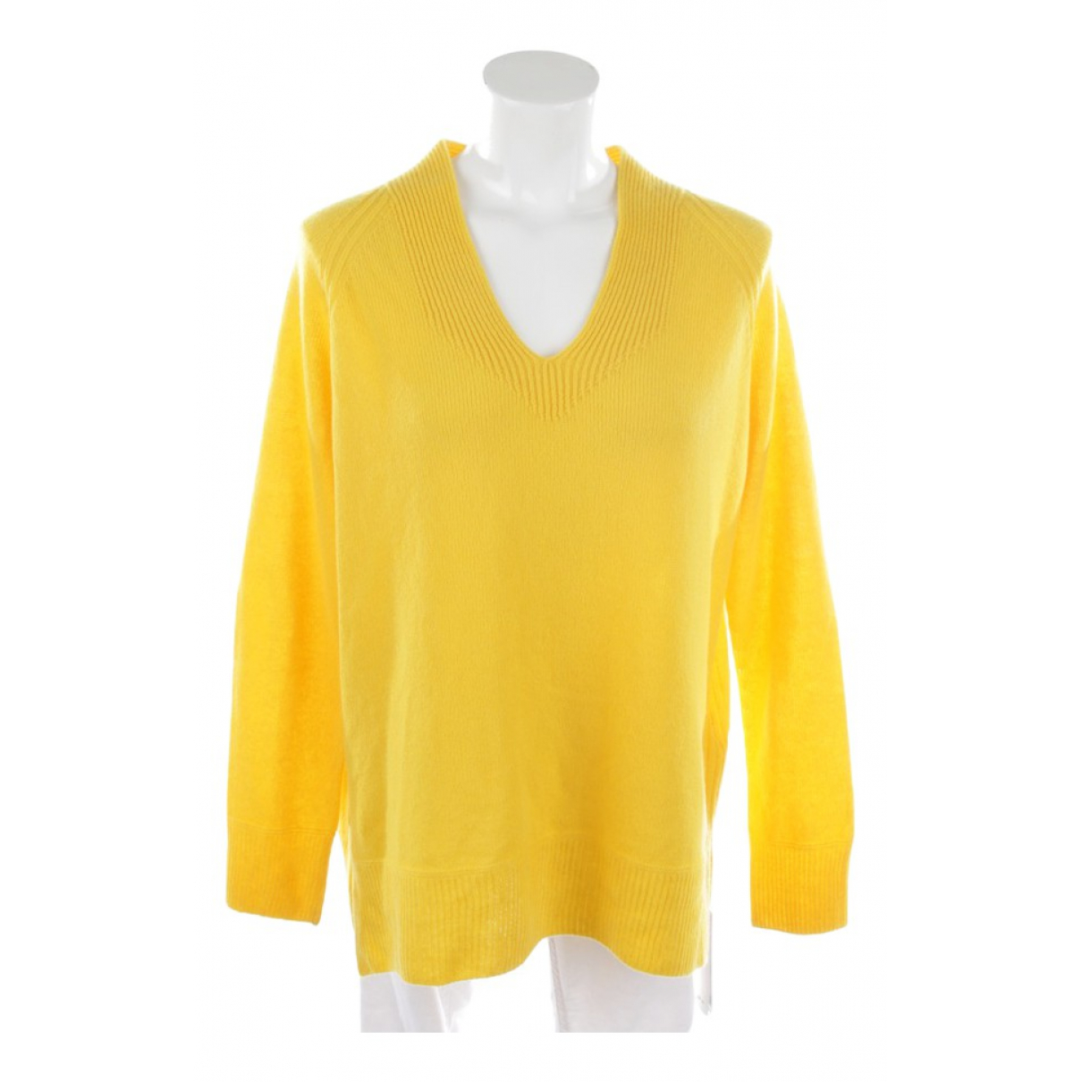 Marc Cain \N Yellow Wool Knitwear for Women 36 FR