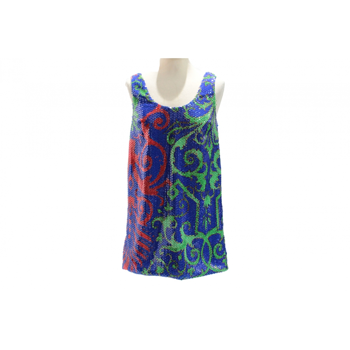 Versace \N Multicolour Glitter  top for Women 38 FR