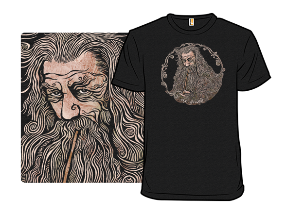 The White Wizard T Shirt