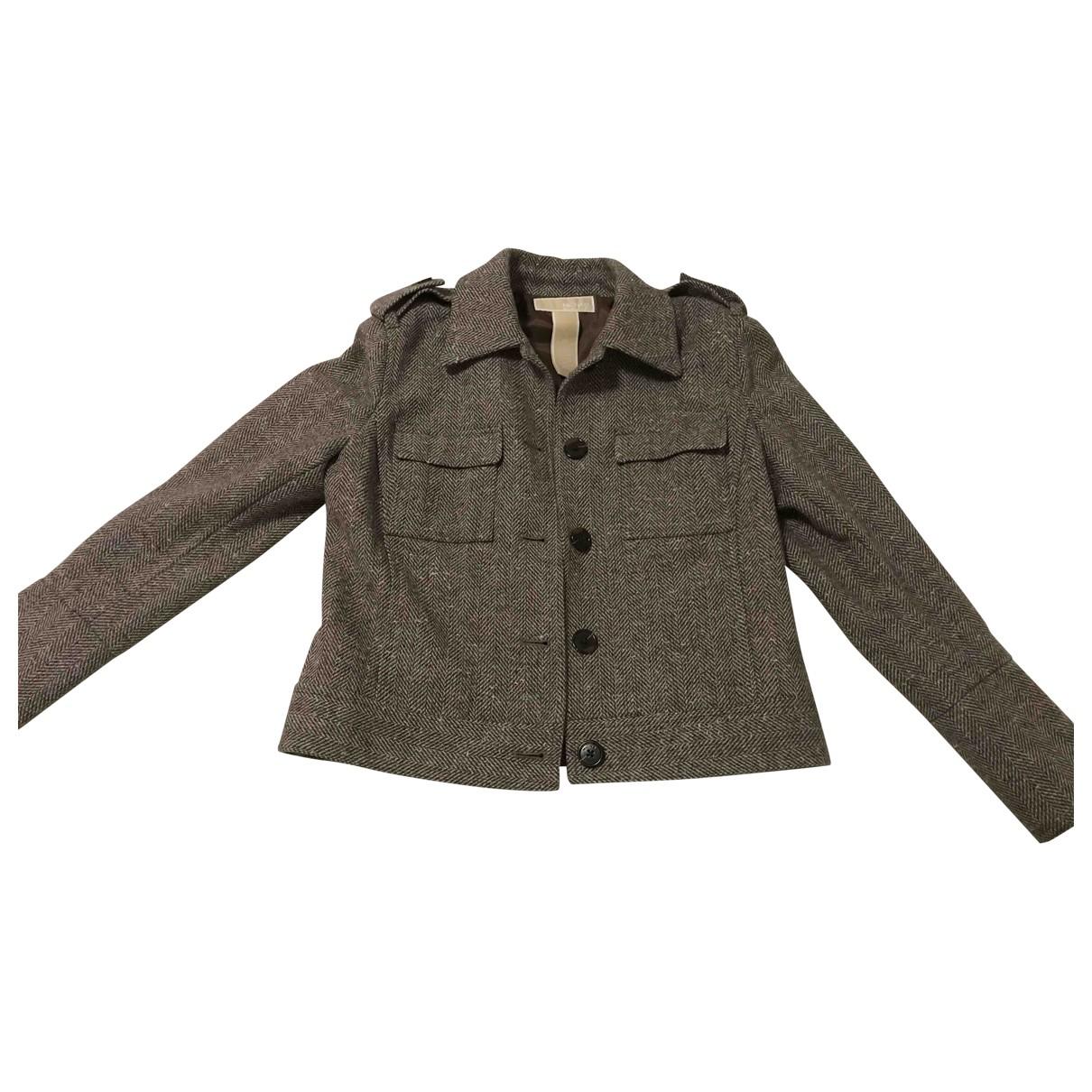 Michael Kors \N Brown jacket for Women 4 US