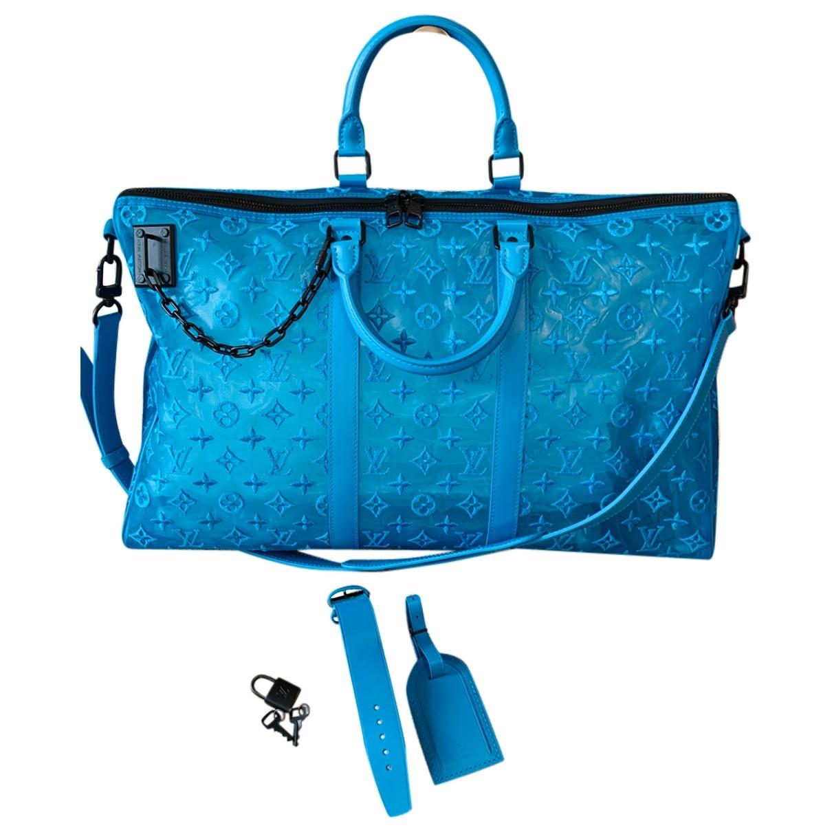 Bolso de viaje Keepall Triangle Louis Vuitton
