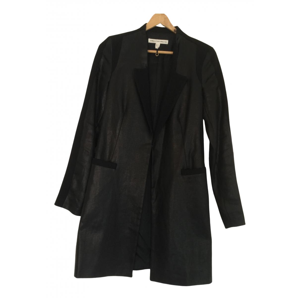 Twenty8twelve By S.miller - Veste   pour femme en laine - noir