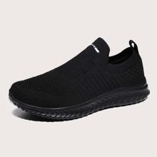 Zapatillas deportivas de hombres con letra