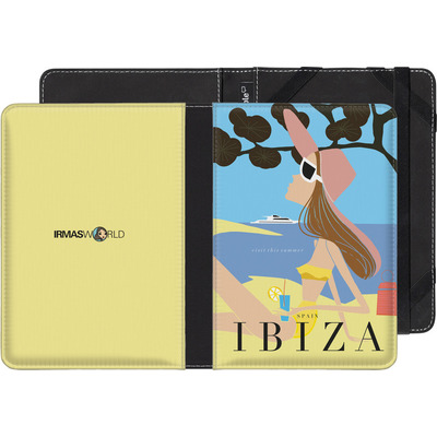 Kobo eReader Touch eBook Reader Huelle - IBIZA TRAVEL POSTER von IRMA