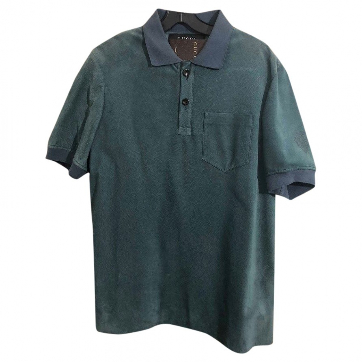 Gucci \N Green Polo shirts for Men 50 IT