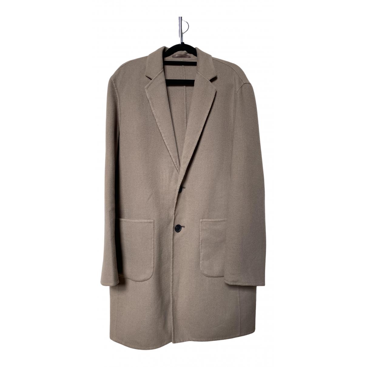 Reiss N Camel Wool coat  for Men S International