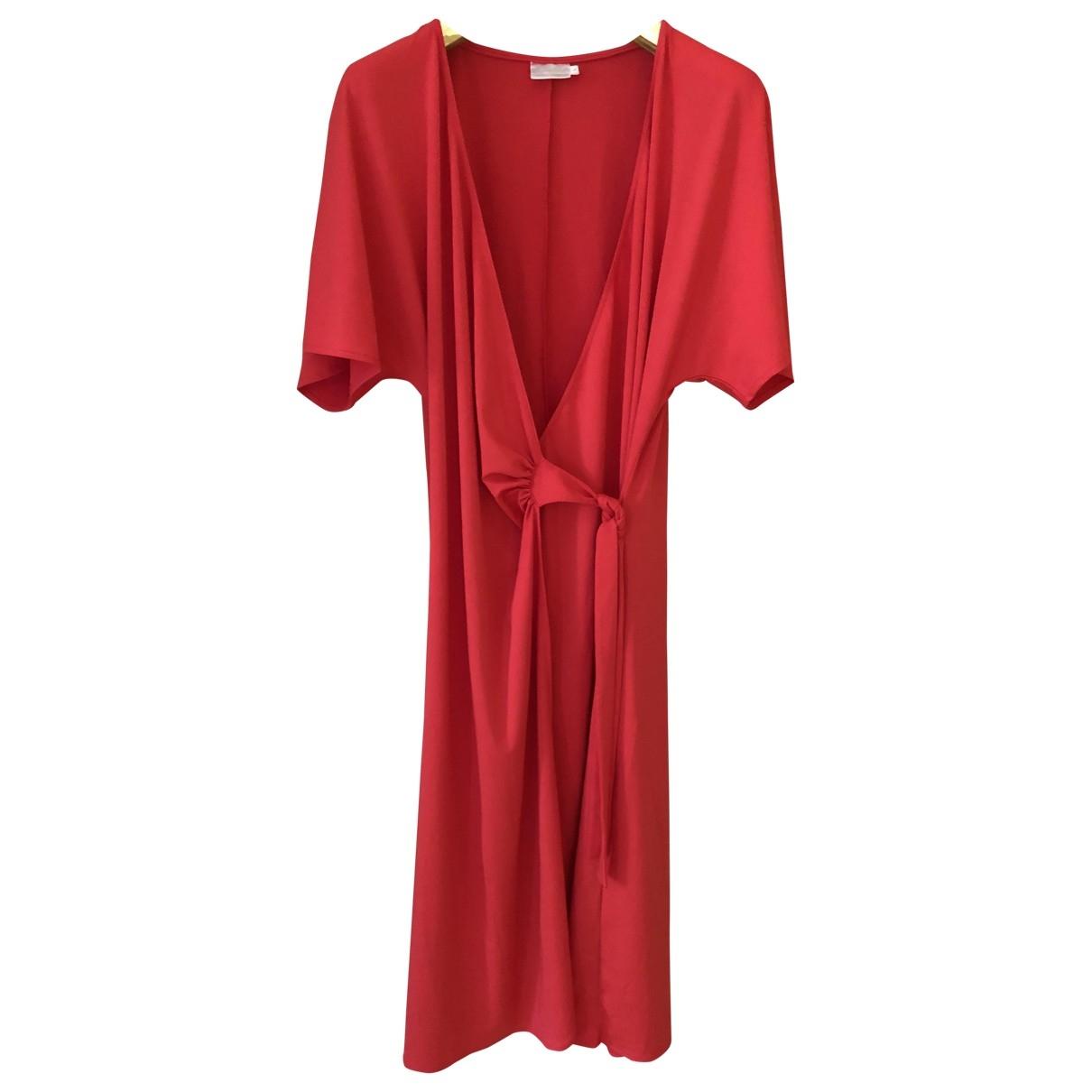 - Robe   pour femme - rouge