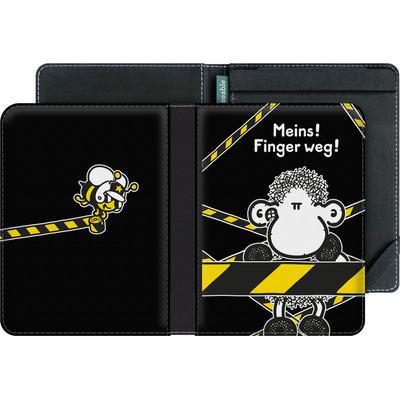 tolino vision 3 HD eBook Reader Huelle - Finger Weg von Sheepworld
