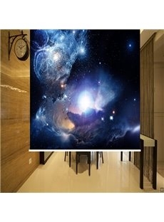 Gorgeous Galaxy Printing 3D Roller Shades