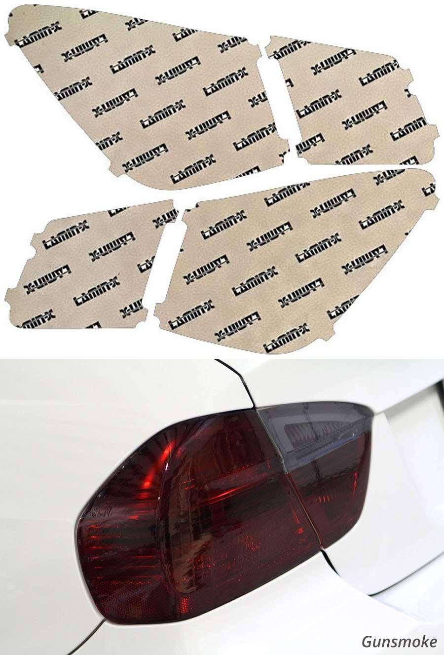 Chevrolet Cruze Limited 16-16 Gunsmoke Tail Light Covers Lamin-X CH244G