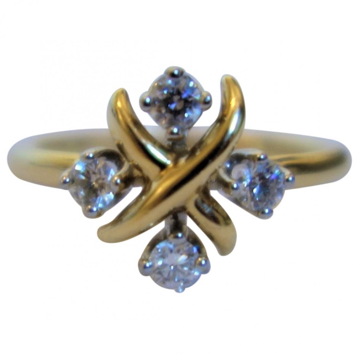 Anillo Schlumberger de Oro amarillo Tiffany & Co