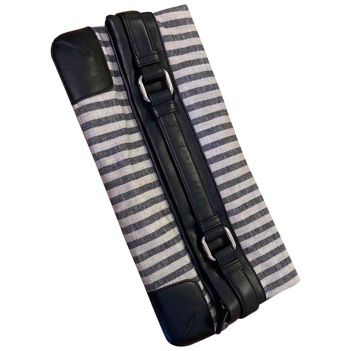 Club Monaco \N Multicolour Cloth Clutch bag for Women \N