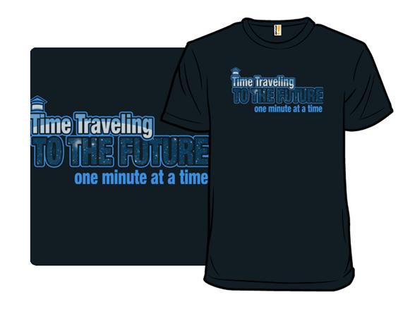 Future Traveler T Shirt