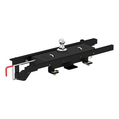 CURT Manufacturing Double-Lock Gooseneck Hitch/Install Kit - 60730